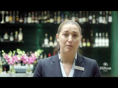 Careers at Hilton Sydney - The Heartbeat of the City