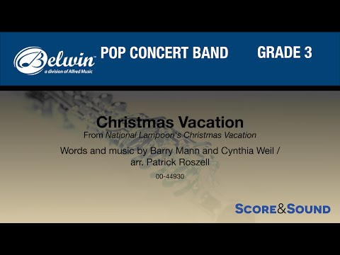 Christmas Vacation by Patrick Roszell – Score & Sound