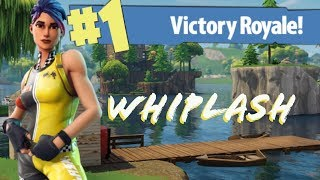 FORTNITE WHIPLASH / FORTNITE WHIPLASH GAMEPLAY / FORTNITE WHIPLASH SKIN / FORTNITE WHIPLASH THICC