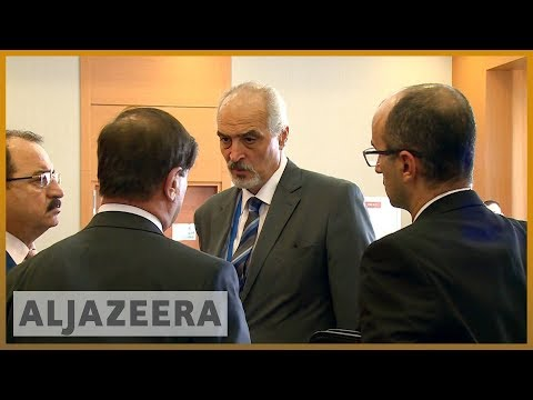 🇸🇾 Syria talks led by Russia, Iran and Turkey revived in Sochi |Al Jazeera English