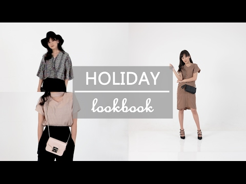 Holiday Lookbook - Almiranti Fira