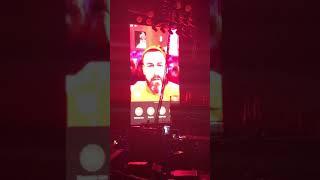 Mark Forster - Danke Danke mit Sido in Zürich 2019 Liebe Arena-Tour
