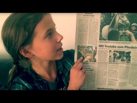 OMG! Ich in der Zeitung und bei RTL