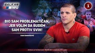 INTERVJU: Vaso Bakočević - Uvek sam bio problematičan, volim da budem sam protiv svih! (03.09.2017)