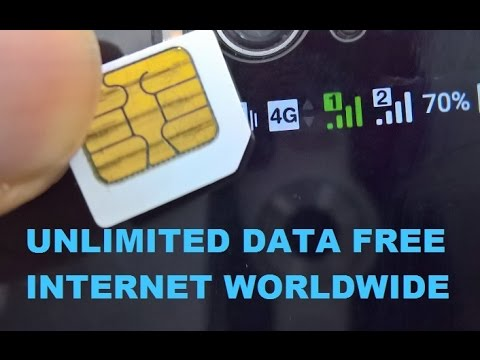 Unlimited free internet globe