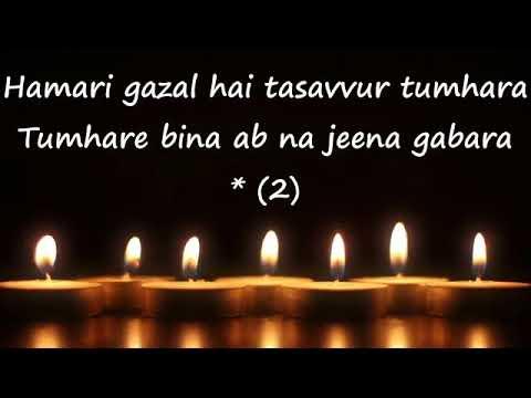 Bahut Pyar Karte Hai💓💓💓female Version Lyrics