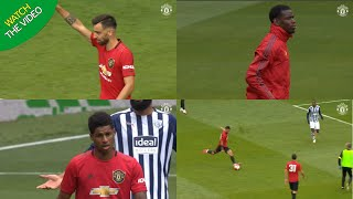 Manchester United vs West Brom Friendly Highlights