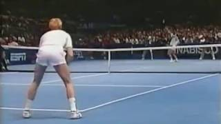 Stefan Edberg vs Boris Becker - 1989 Year Championships Final Highlights