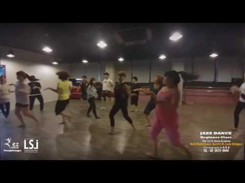 Nick Waterhouse- Katchi(ft. Leon Bridges)/Choreography by Lee Shinjeong/Jazzdance Beginner Class