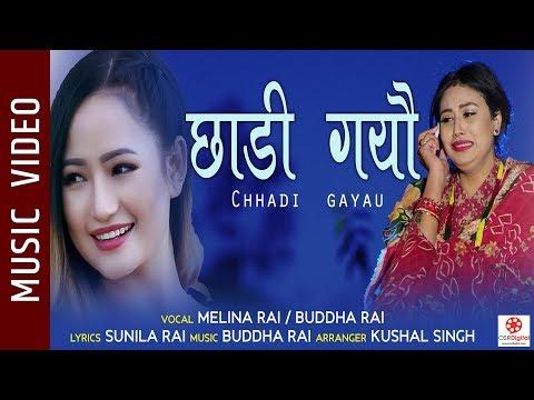 Chhadi Gayau - New Nepali Song || Melina Rai, Buddha Rai || Ft. Rakshya Shrestha, Ratna, Madan