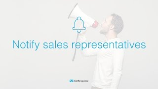 Notify sales representatives | if-url-visited | Marketing automation use case