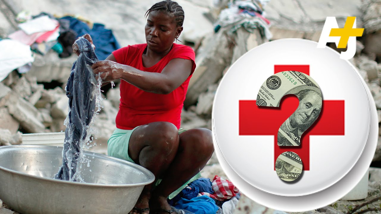 Red Cross Raised $500 Million For Haiti – And Built 6 Homes