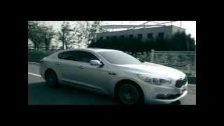 Kia Quoris Driving Footage High Resolution