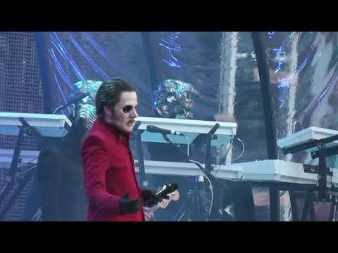 Ghost Live in Moscow 2019 Rats & Absolution