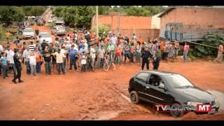 Assaltante é morto em confronto com a PM no Jardim Tropical em Rondonópolis