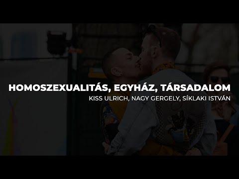 Homoszexualitás, Egyház és Társadalom | Nagy G., Kiss U., Síklaki I.