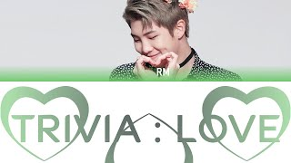 Download BTS (방탄소년단) - (Trivia 承) LOVE Color Coded Lyrics