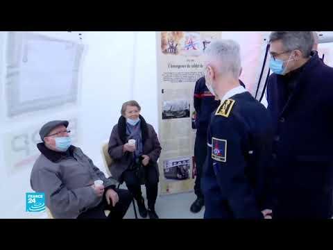فيروس كورونا: السلطات الفرنسية تضم إقليم با-دو-كاليه للمناطق الخاضعة لحجر صحي بعطلة نهاية الأسبوع  - 14:00-2021 / 3 / 7
