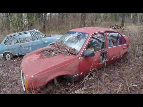Fiat ritmo 75 & Opel Ascona