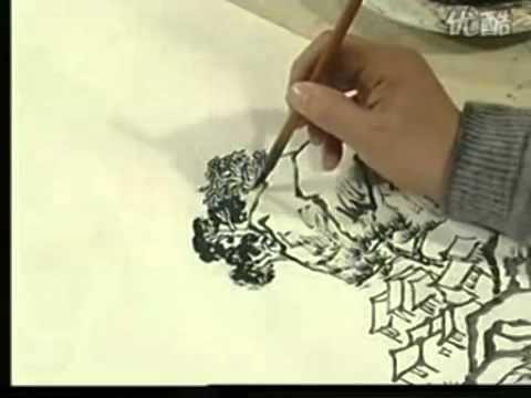 徐建明   Landscape Chinese Painting with Composition Study for Beginners Part 4
