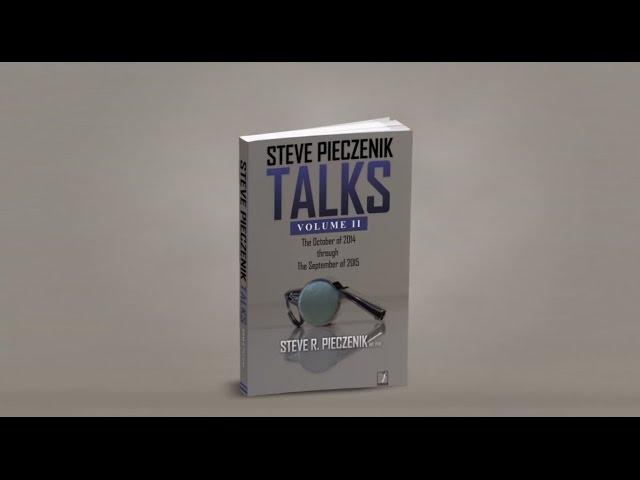 IT'S TIME TO BLOW THE WHISTLE   Steve Pieczenik Talks: VOLUME II
