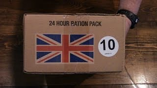 UK Operational Ration Pack