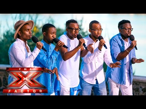 BEKLN Mile cover Sam Smith's Lay Me Down  | Judges Houses | The X Factor 2015