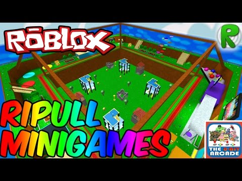 Roblox: Ripull Minigames - Play From A Huge Variety of Minigames (Xbox One Gameplay)