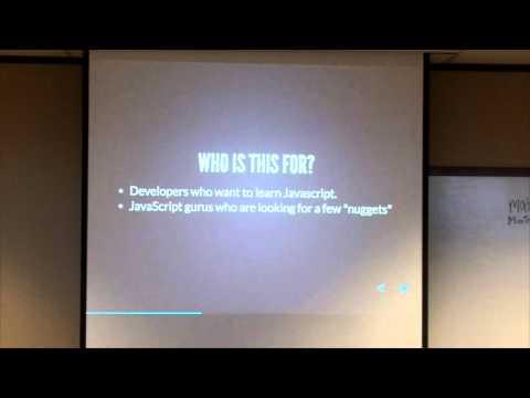 JavaScript Essentials - Travis Tidwell