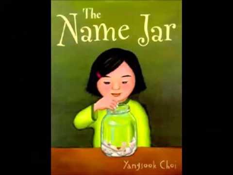 The Name Jar Booktalk - YouTube