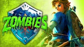 Zelda: Breath Of The Wild Custom Zombies (Call of Duty Black Ops 3 Zombies)