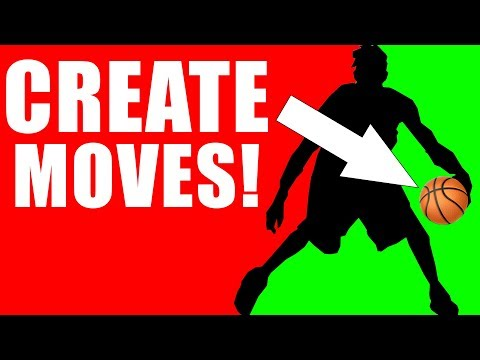 How To CREATE YOUR OWN Basketball Moves & Combos! Basketball Crossovers Tutorial