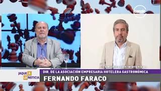 Fernando Faraco - Turismo: expectativas para el verano