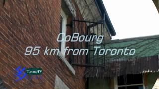 Old Cobourg Jail,  Cobourg, Ontario, Canada, 20160522