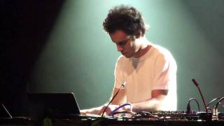 Four Tet - Angel Echoes (Live at the Mod Club Toronto)