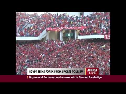 EGYPT SEEKS FOREX FROM SPORTS TOURISM