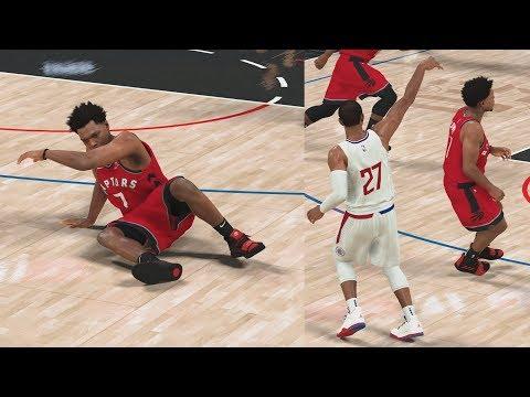 NBA 2K20 My Career EP 16 - Dropped Lowry Splash! - YouTube