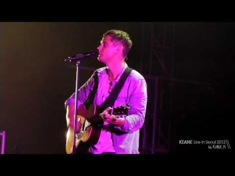 Keane - Your Eyes Open (live In Seoul, Korea 2012)