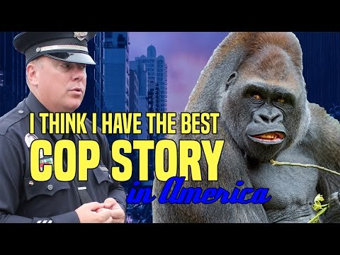 I Think I Have the Best Cop Story in America