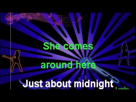 Gloria Van Morrison karaoke