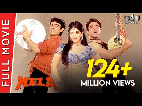 Mela  Full Hindi Movie  Aamir Khan, Aishwarya Rai, Twinkle Khanna  Full HD 1080p