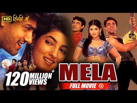 Mela - Full Movie   Aamir Khan, Aishwarya Rai, Twinkle Khanna   SuperHit Bollywood Movie   FULL HD