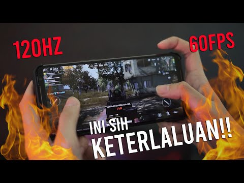 Gaming Test Asus ROG Phone 2 | 7 Game Berat Rata Kanan!!!