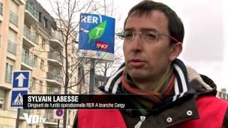 VOtv Grève spontanée RATP