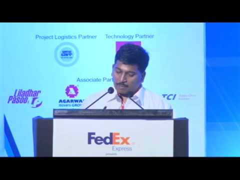 Opening Keynote, Sambit Tripathy, Director, Ministry of Shipping