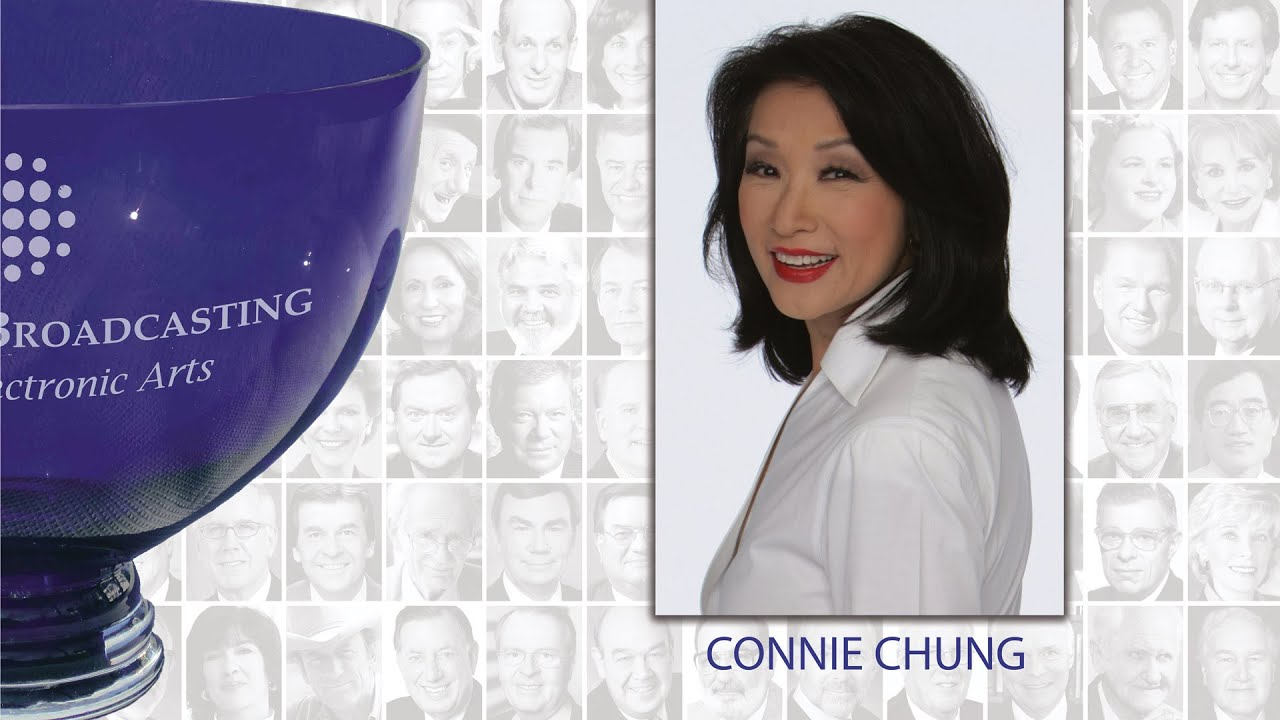 Connie Chung 2019 Acceptance Speech, Giants of Broadcasting & Electronic Arts Luncheon