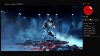 Mortal Kombat XL: Trybog Smoke / Sektor