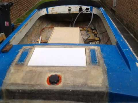 Jet ski powered boat project build