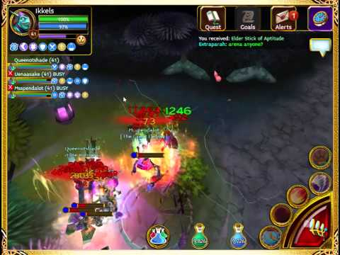 Arcane Legends - Planar Tombs (Level 1)