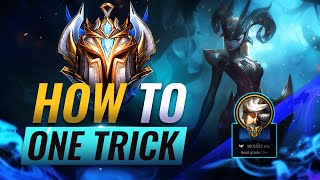 How to ONE TRÏCK and CARRY GAMES in League of Legends - Season 11